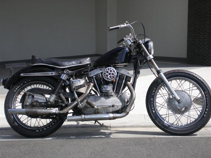 1965 Xlch Gallery Custom Hawgholic Motorcycles