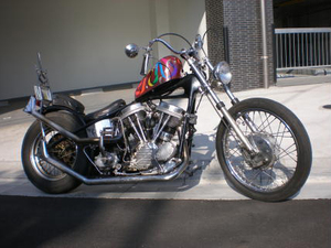 1949 FL chopper